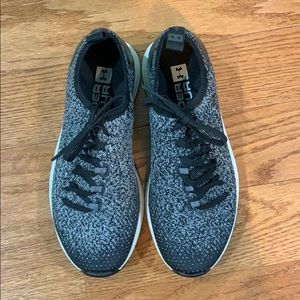 Under Armour Shoes - Black & Grey Under Armour Athletic Shoes